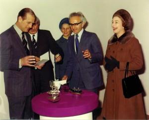 Queen Elizabeth II Visit